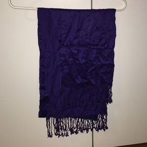 Other - Dark purple scarf